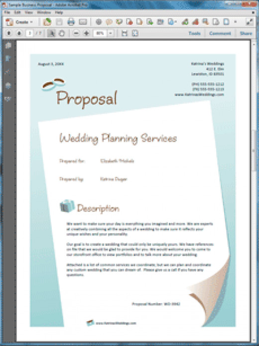 proposal writing format It may be a pain, business proposal writing needs to be done in the right format read on to find out how it's done.