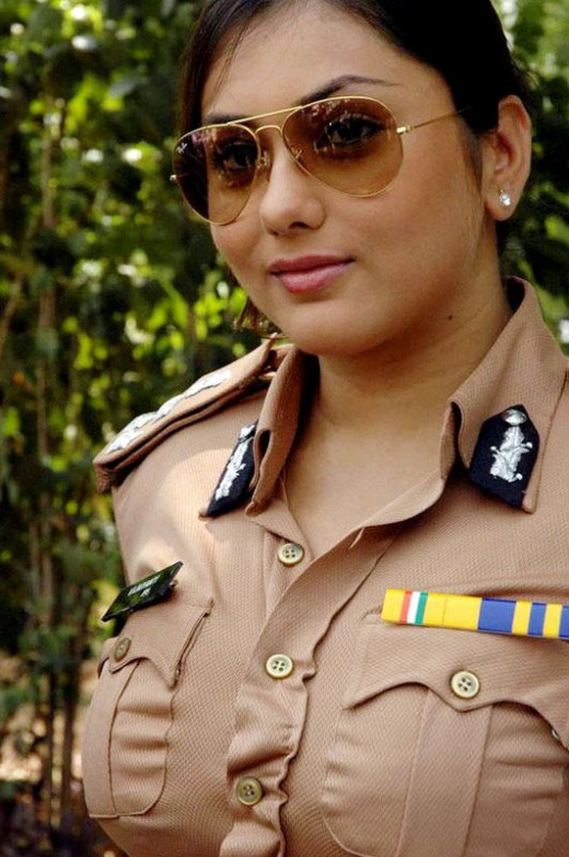 nude indian police woman