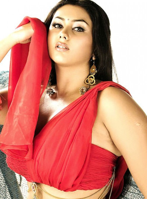 South Indian Sexy Actrees Namitha Blue Film Scandal Hot Pictuere!