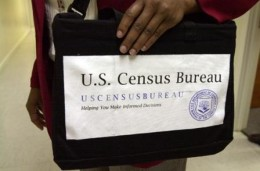 2010 U.S. Census corruption
