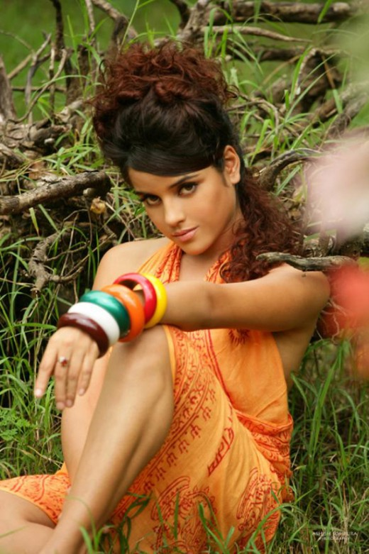 Model-turned-actress Piaa Bajpai