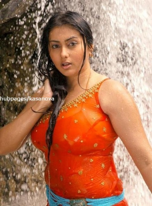 sexy namitha - tamil actress
