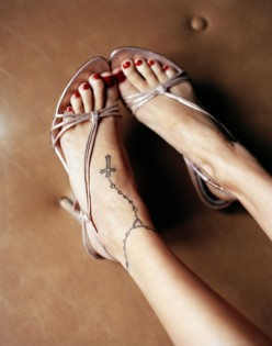 Tattoo Rosary