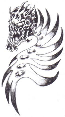 Tattoo Designs Drawing