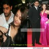 Aishwarya Rai Without Makeup with Abhishek