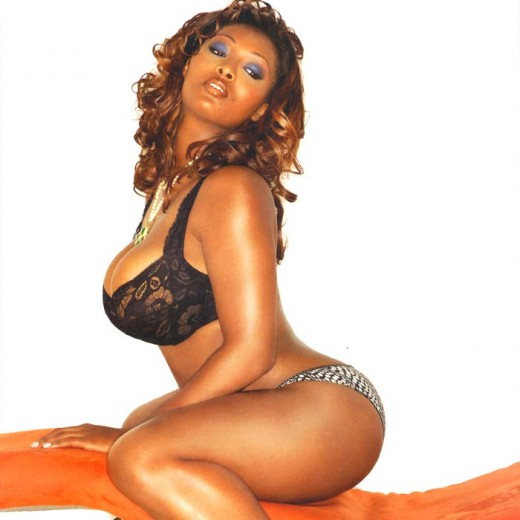 Hot Toccara Jones