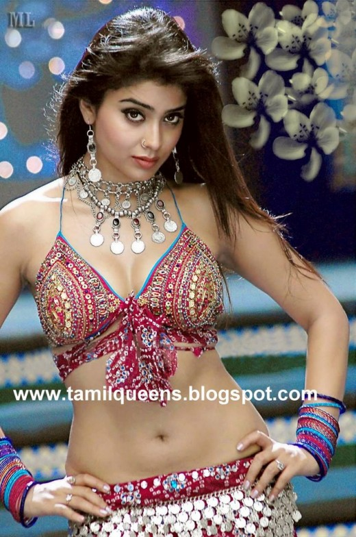 SHRIYA SARAN  tamil actress