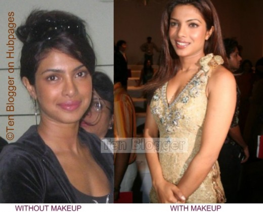 Priyanka Chopra : The Chic