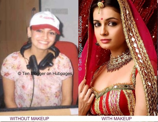 bollywood stars without makeup. Bollywood Stars Without Makeup