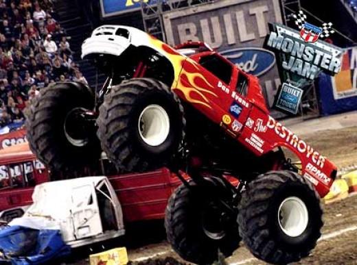 megapost imagenes monster truck