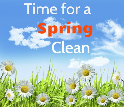 Spring Cleaning in a Life With Chronic Pain