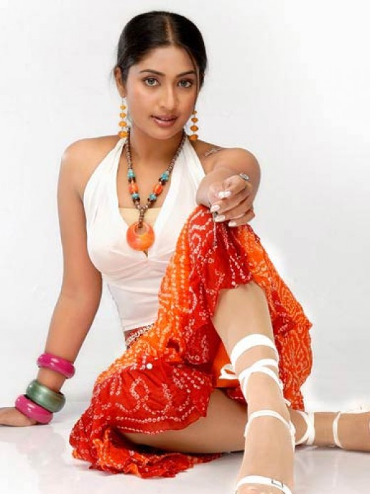 Navya Mallu Hot Sexy Photos