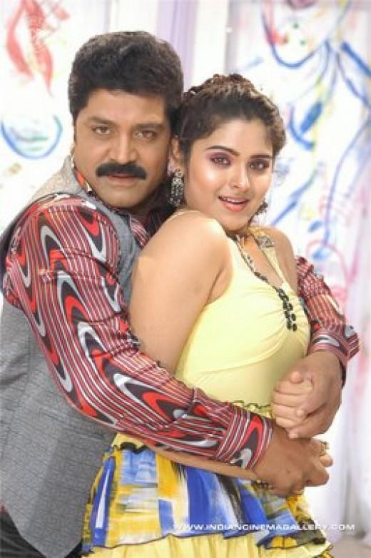 Kerala Desi Sexy Serial Actress Sajitha Bedi