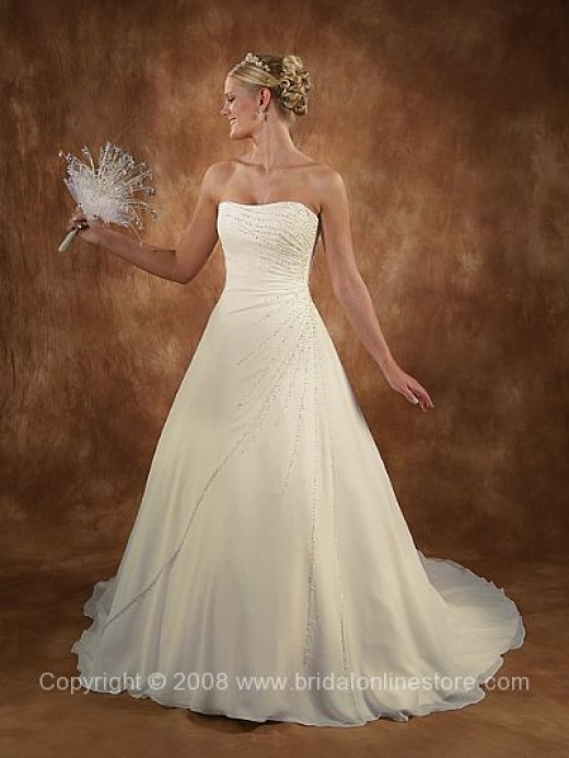 Best Gown Vintage Wedding Dress