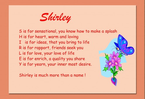 acrostic name poems The