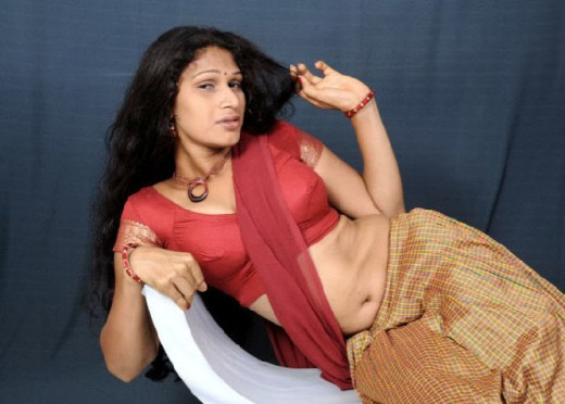 Indian Girl Hot Naval Photos