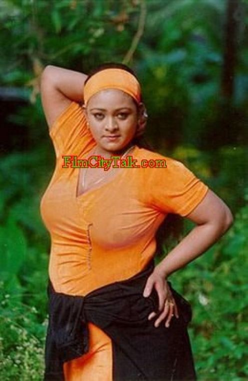 Shakeela Showing Her Huge S In A Hot And Outfit