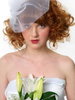 Short Hairstyles - Short Wedding Hairstyles