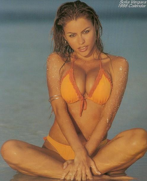 Sofia Vergara Bikini Picture 1