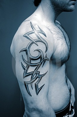 Tattoo Tribal Back