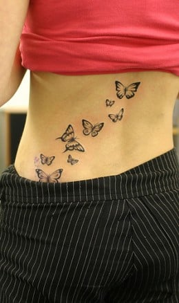 Collection Design Tattoo For Sexy Girls Tattoo With Butterfly Tattoo Design Art Tattoo Art Images