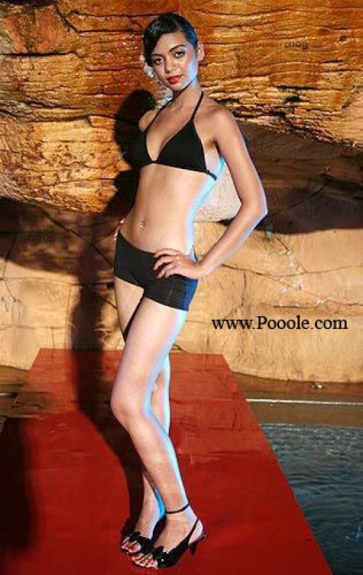 Kingfisher desi bikini girls