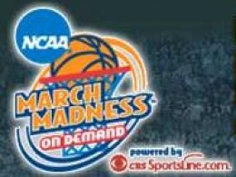 2008 March Madness - NCAA Basketball Tournament Logo