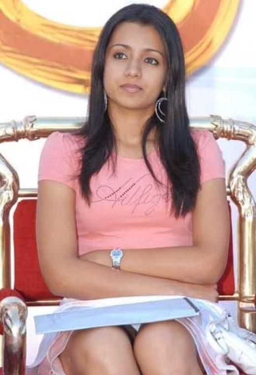 Hot Trisha Krishnan