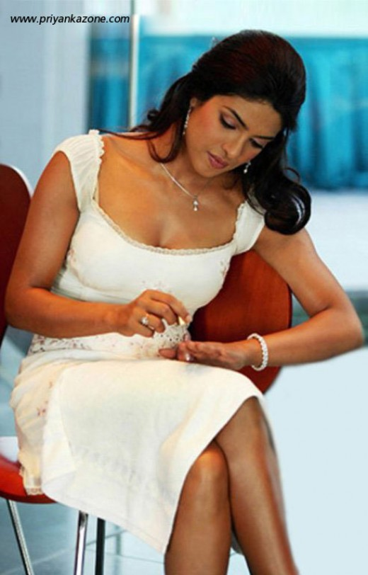 priyanka chopra adult masala cleavage photo