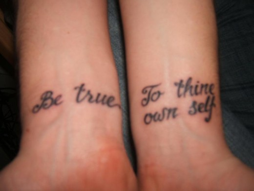 Picture of Wrist Tattoo Pictures For Women