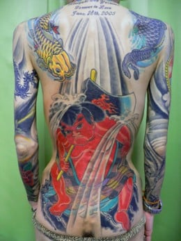 Japanese Tattoo for Women