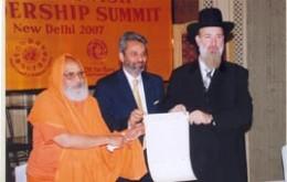 Hindu Jew relation