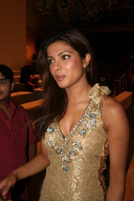 priyanka chopra hot boobs cleavage picture