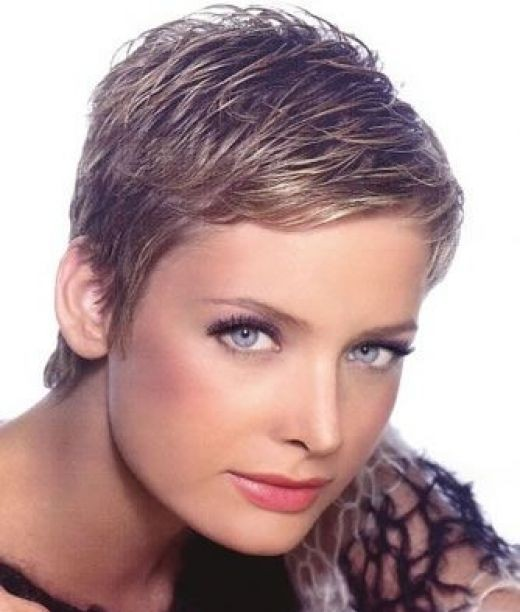 short boy hair cuts for women