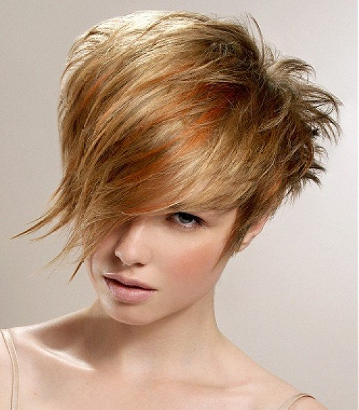 hottest hairstyle from the salon witha gracious look