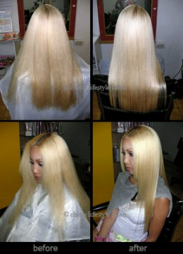 Tips Mencatok Rambut