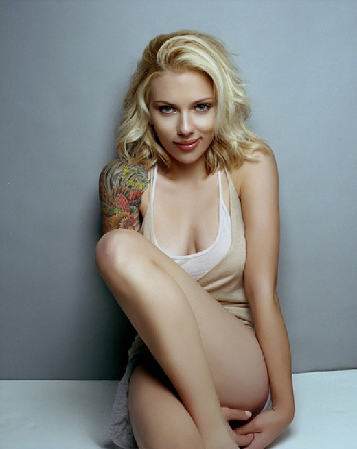Sexy Celebrity Tattoos For Women On The Arm