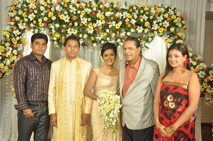 Oshadi wedding