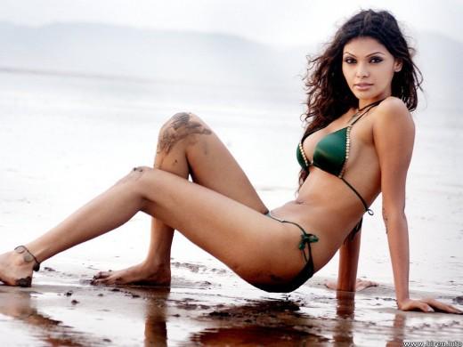 Mona Chopra a.k.a. Sherylyn Chopra @ 1024x768 pixels