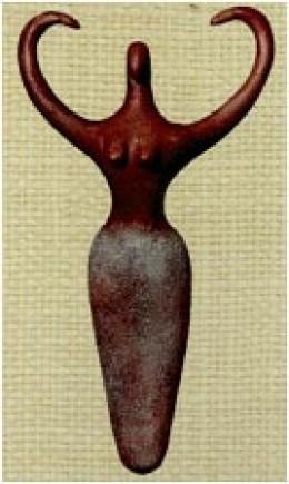 Bird Goddess