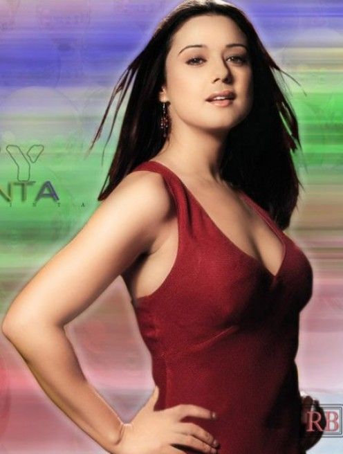 Sexy Preity Zinta's Hottest Unseen Photos