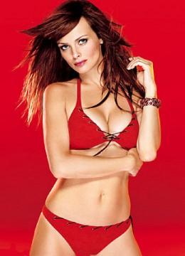 Izabella Scorupco Hot Poster
