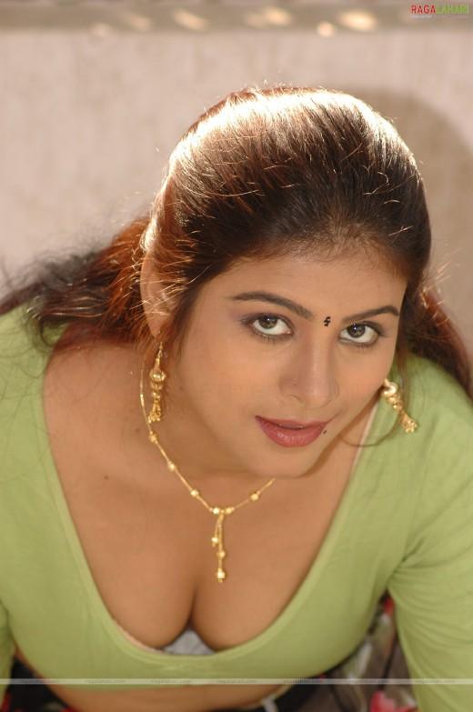Sandadi Movie Hot Actress Cleavage Stills