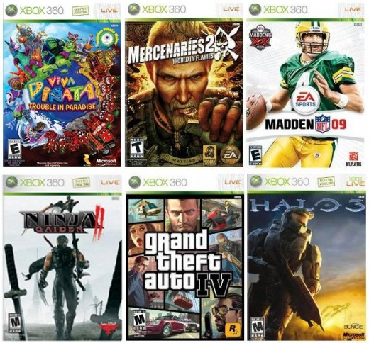 Downloads - Xbox 360 Downloads - The Tech Game