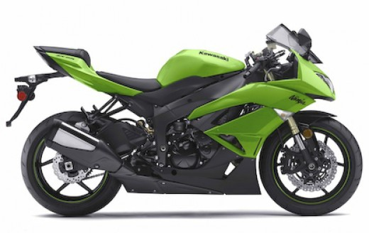 2009 Kawasaki ZX-6R Photo Design