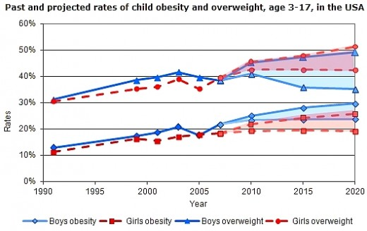 Obesity in america research paper