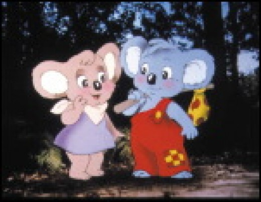 Blinky Bill Top Cartoons