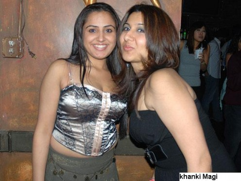 Hot Desi Girls Sexy Party