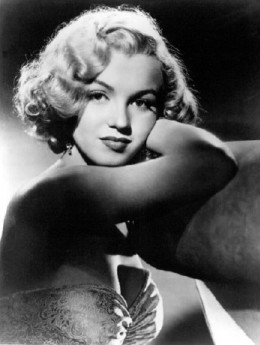 Research paper on marilyn monroe biography