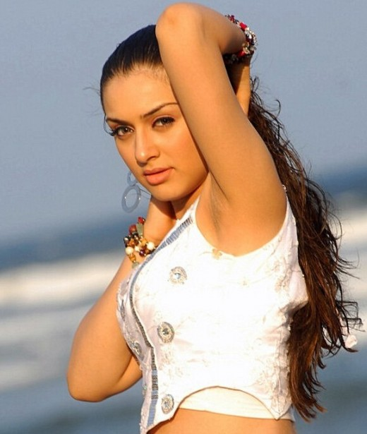 Girls And Aunty Actress Rare Gallery: Armpits : South